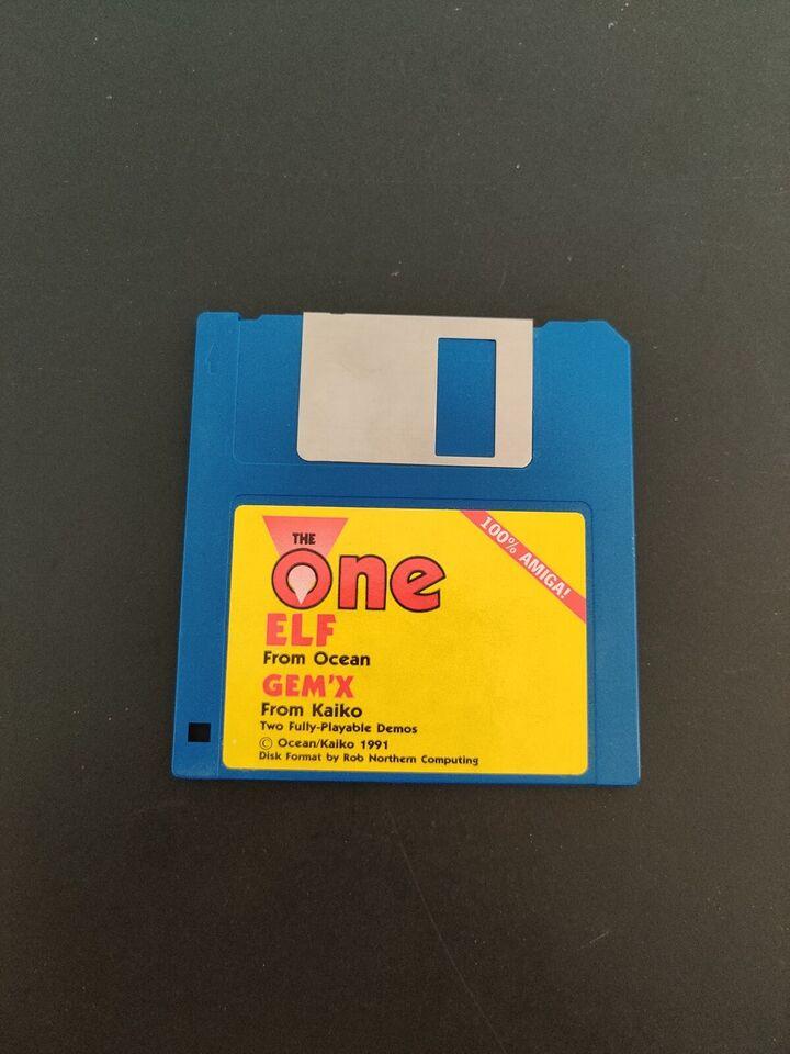 Amiga One elf, Amiga