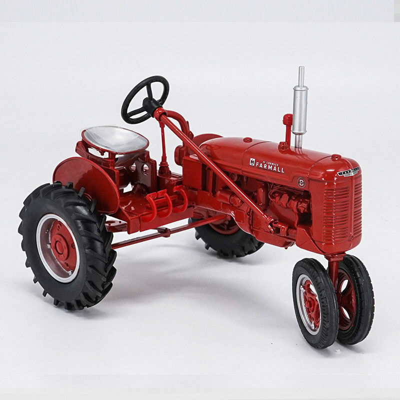 1 16 US Diecast ERTL-Farmall B Red Tractor Model Agriculture Toys For Collection