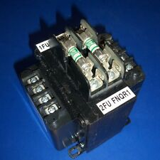 CUTLER HAMMER 230/460/575V TO 95/115V STEP-DOWN TRANSFORMER C0250E3CFBNXXRT