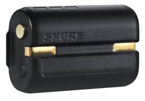 Shure-SB900-LiIon-Akku-fuer-UR5-P10R-und-P9RA-Empfaenger-sowie-ULXD2-und-ULXD1