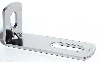 """bracket mirror 10-1//4/"""" chrome for Peterbilt Kenworth Freightliner exterior"""