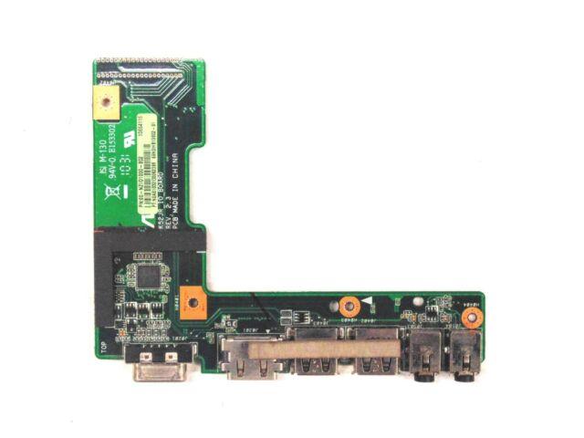 ASUS K52JC A52J K52DE K52DR Laptop I O BOARD 60-NZIIO1000-B02