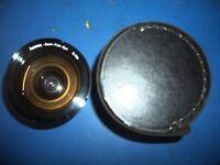 HAMA Semi Fish Eye Macro 0,42x Konverter 52mm SER VII Anschluss