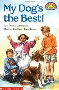 My-Dogs-the-Best-Hello-Rader-Level-1-Preschool-Grade-1-by-Stephanie-Calmen