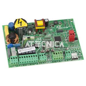 Centrale-automazione-FAAC-045-E045-790005-elettronica-di-comando-2-ante-230V