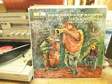 Louis Armstrong and the all stars : new orleans nights - decca records DL 8329