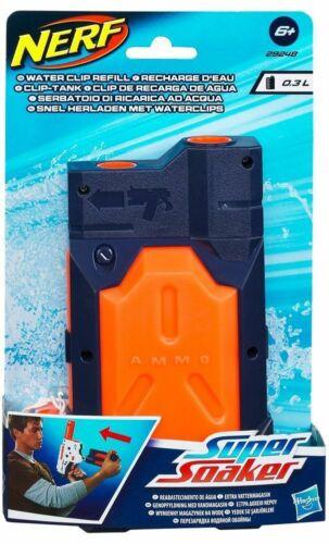29248 Nerf Super Soaker Clip Tanksystem Wassertank