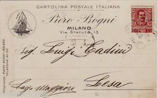 #MILANO: testatina-PIERO BOGNI- tessitura di cotone
