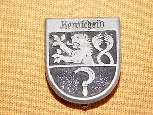 VINTAGE WWII GERMAN  PIN  LION REMLCHEW