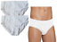 Mens-Briefs-2-Pieces-Evernew-Midi-Long-Cotton-Flex-Outer-sloggi-Underwear-Bipack thumbnail 4