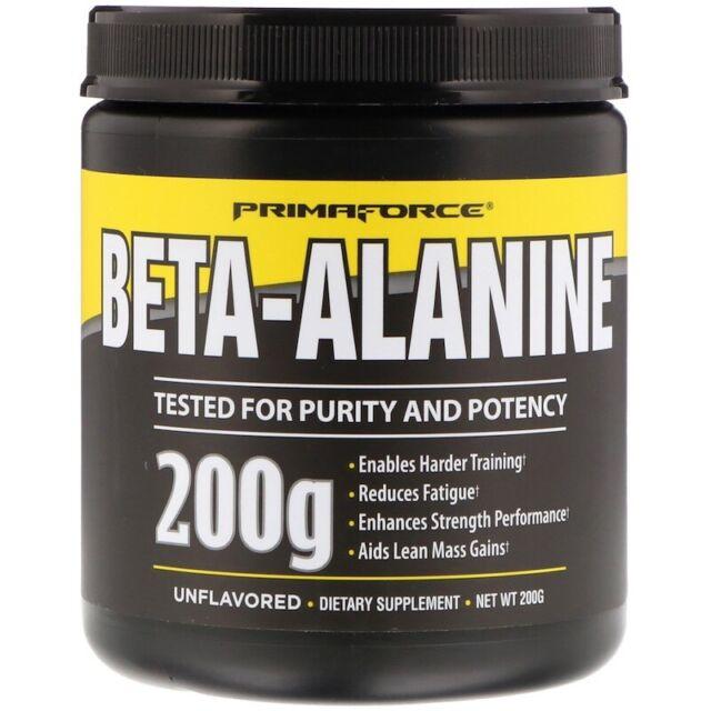 Primaforce Beta-Alanine 200g LATE EXPIRY ENERGY STAMINA BOOST
