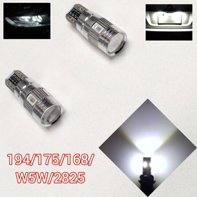T10 921 W5W 168 194 2825 12961 White LED 3rd Brake Light
