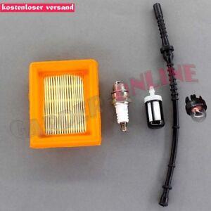 Luftfilter-fuer-Stihl-FS120-FS200-FS250-FS300-FS350-FS400-Benzinschlauch-Filter