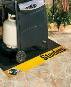 Image Is Loading Nfl Logo Bbq Outdoor Grill Mat Pool Deck