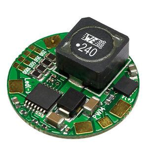led senser v2 r 2 boost led treiber konstantstromquelle dimmbar ebay. Black Bedroom Furniture Sets. Home Design Ideas