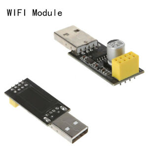1PC-USB-to-ESP8266-Serial-Module-TTL-Wifi-ESP-01-CH340G-Developent-Board-Adapter