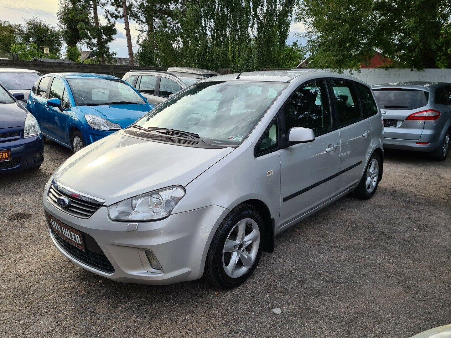 Ford C-MAX 1,6 Trend Collection 5d - 49.900 kr.