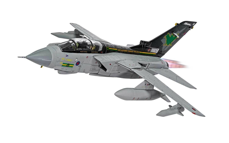 AA33620 1 72 Panavia Tornado GR.4 ZG775 Ix Sqn Retirement von Raf Marham 0319