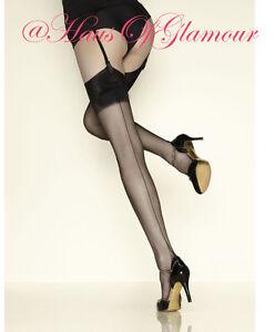 NEW-Amazing-Value-Glamorous-Rockabilly-Mad-Men-1950s-Seamed-Stockings