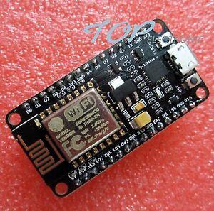 NodeMcu-Lua-WIFI-Internet-Things-development-board-based-ESP8266-CP2102-module