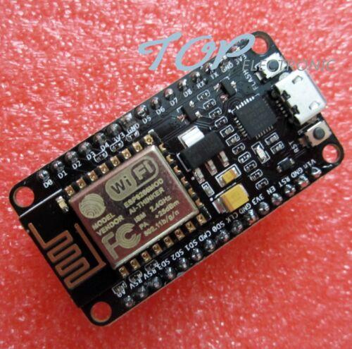 NodeMcu Lua WIFI Internet Things development board based ESP8266 CP2102 module