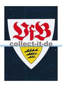 TOPPS-lega-federale-13-14-singole-Sticker-243-VfB-Stoccarda-STEMMA