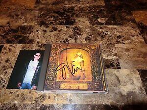 steve vai signed autographed cd sex religion david lee roth whitesnake coa ebay. Black Bedroom Furniture Sets. Home Design Ideas