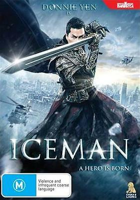 Iceman : NEW R4 DVD : Donnie Yen