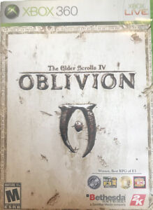 Elder-Scrolls-IV-Oblivion-Xbox-360-One-Game-Complete-W-map-Collectible-Rpg-4