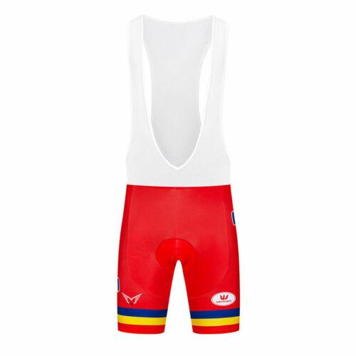 XSU123 Road Mens Racing MTB Cycling Short Sleeve Jersey and bib Shorts