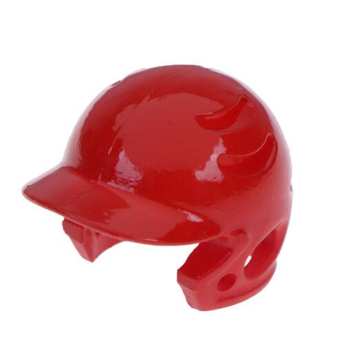 1:12 Dollhouse mini baseball cap helmet model toys for doll house decoratioKWCP