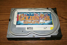 GOLDEN TEE COMPLETE 2006 REPLACEMENT HARD DRIVE FOR ARCADE GAME TESTED WORKING