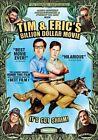 Tim Eric S Billion Dollar Movie 0876964004534 DVD Region 1