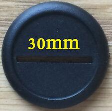 30mm Premium Bases - 100 count
