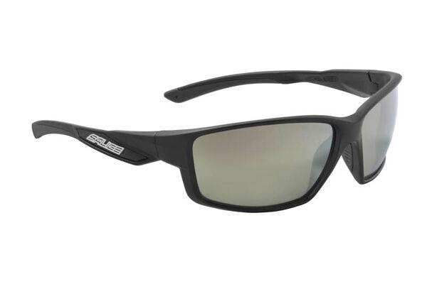 Gafas SALICE Mod.014RW black Lente Rainbow black GLASSES salice 014RW black