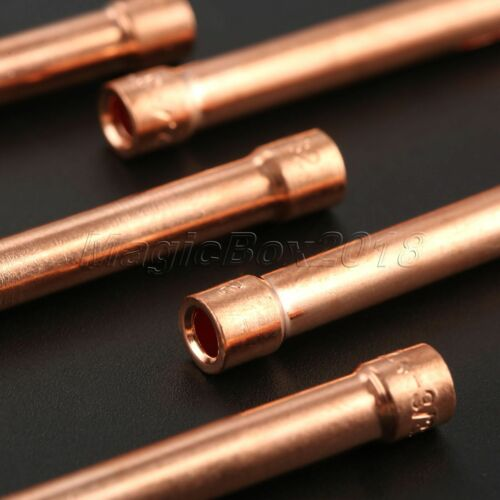 """3//32/"""" 10N24 TIG Collet Tip WP-17 WP-18 WP-26 TIG Welding Torch Replacement 10PK"""