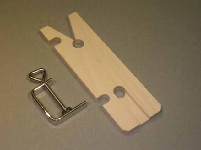 Work Board Set - Fret & Jewelry Saw - With Clamp - 210mm Overall - E1912