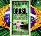 Bossa Nova 50 Aniversario, Vol. 2 [Digipak] by Various Artists (CD, Sep-2011, 3 Discs, Music Brokers)