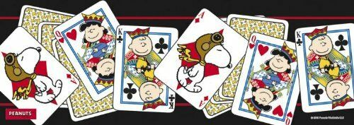 Epoch Jigsaw Puzzle 52-148 Peanuts Snoopy Playing Cards (420 S-Pieces)