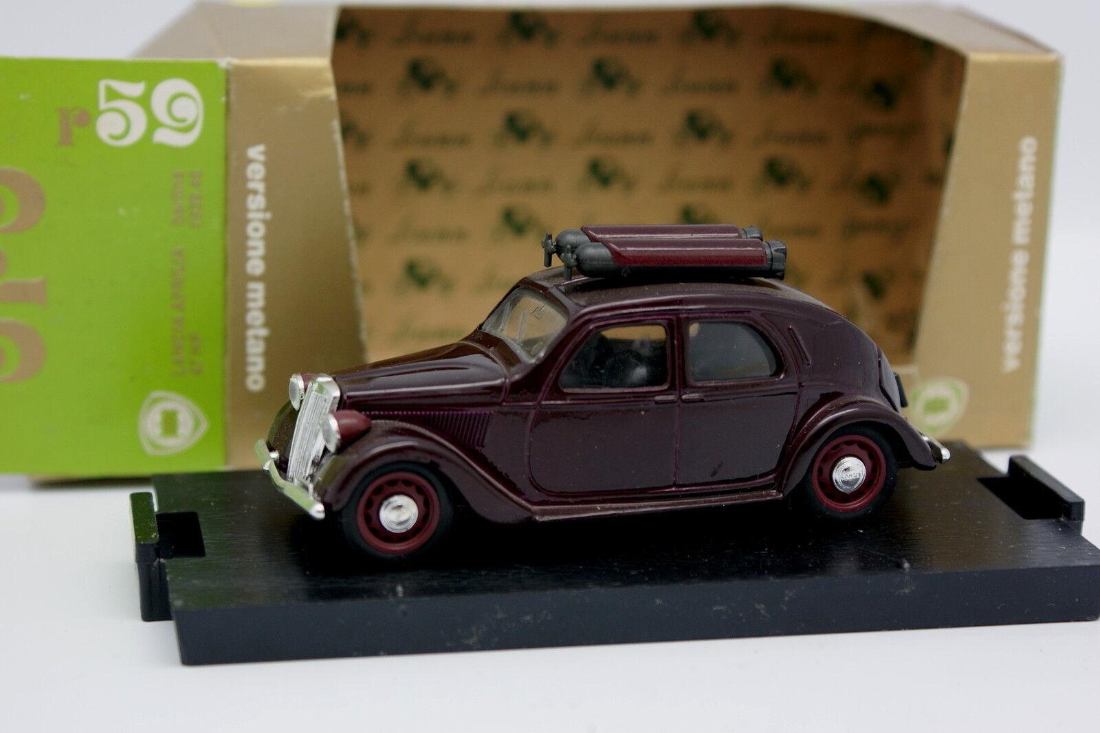 Brumm 1 43 - Lancia Aprilia Gasifier