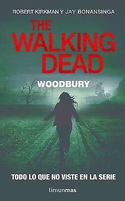 The walking dead: El Gobernador (Zombies) (Spanish Edition)