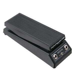 wah wah sound volume electric guitar fx effect pedal heavy duty df2210 ebay. Black Bedroom Furniture Sets. Home Design Ideas