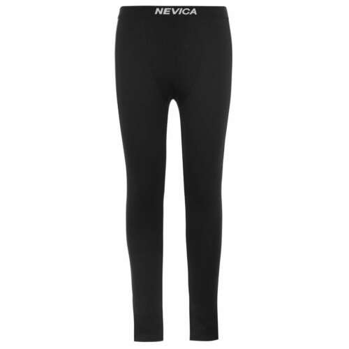 Nevica Kids Vail Thermal Bottoms Baselayer Compression Armor Skins Breathable