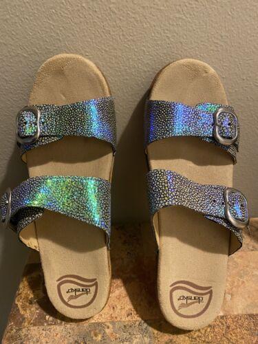 dansko womens sandals 39