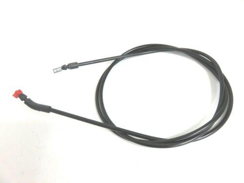 OEM Piaggio MP3 125//250//300//400//500 Seat Lock Cable Part CM012829