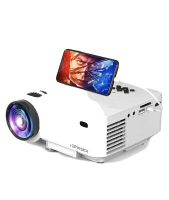 Mini Projector Topvision Projector With Synchronize Smart Phone Screen Upgrade Ebay