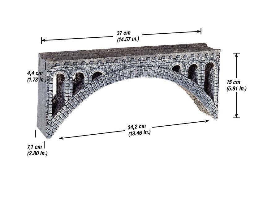 NOCH 58670 Spur H0, Rhône-Viadukt  NEU in OVP    1e08df