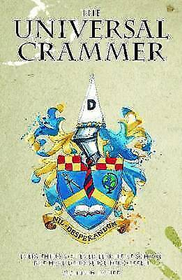 """AS NEW"" Books, Think, The Universal Crammer: Everything you learnt at school, b"