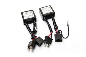 2x-H4-Convertitore-adattatore-di-commutazione-Faro-LED-per-Toyota-Hilux