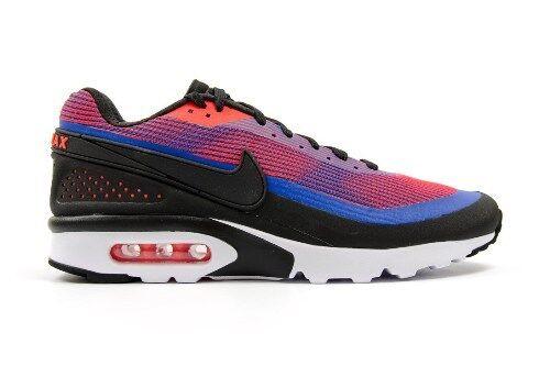 Homme Nike Air Max BW Ultra krcrd PRM Bleu/Pourpre/Noir 819880 406 Taille:  Chaussures de sport pour hommes et femmes